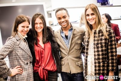 lissa schiele in Cher Coulter AG Jeans Collection Launch at Scoop NYC