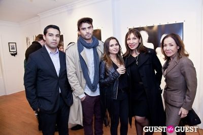 vincent marino in Galerie Mourlot Livia Coullias-Blanc Opening