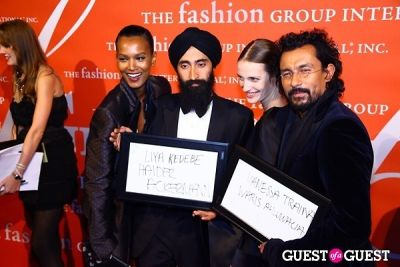 waris alluwalia in The Fashion Group International 29th Annual Night of Stars: DREAMCATCHERS
