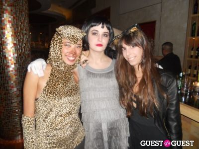 tristan offit in W New York Presents: Halloween Social, featuring DJ set by Chris Baio of Vampire Weekend