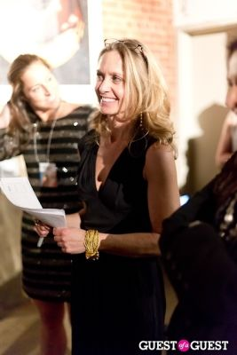 liz hopfan in FREE ARTS NYC Annual Art Auction Celebrating Richard Phillips