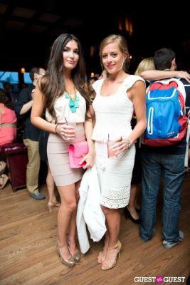 becca thorsen in UrbanDaddy and Samsung @ The Brixton