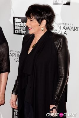 liza minnelli in 40th Annual Chaplin Awards honoring Barbra Streisand