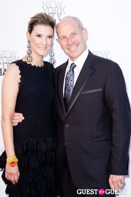 jonathan tisch in New York City Ballet's Fall Gala