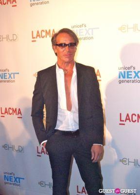 lloyd klein in UNICEF Next Generation LA Launch Event