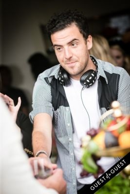 logan horne in Guest of a Guest & Cointreau's NYC Summer Soiree At The Ludlow Penthouse Part II