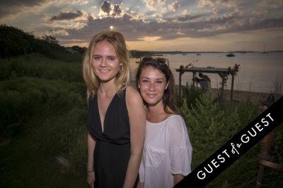 allyson smith in GUEST OF A GUEST x DOLCE & GABBANA Light Blue Mediterranean Escape In Montauk