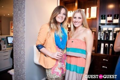 lolly amons in Tinsley Mortimer at Nectar Skin Bar