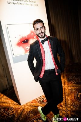 lorenzo martone in NEW MUSEUM Spring Gala Honoring CHRISTIAN MARCLAY