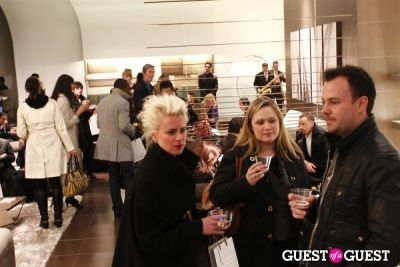 jessica carlson in NATUZZI ITALY 2011 New Collection Launch Reception / Live Music