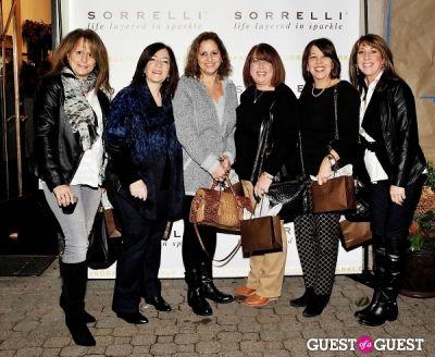 lori ragovin in Sorrelli Montclair Store Opening