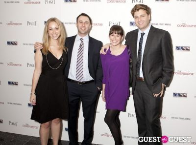 adam sachs in The Conspirator Premiere NYC
