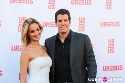 tyler winklevoss in Up2Us Gala 2013