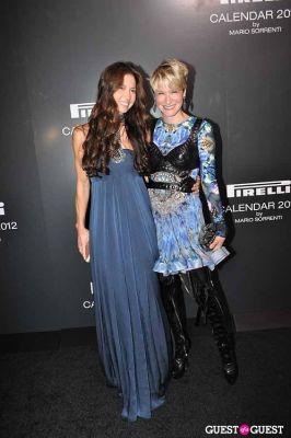 lottie oakley in Pirelli Celebrates 2012 Calendar Launch