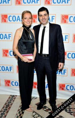 ari libarikian in COAF 12th Annual Holiday Gala