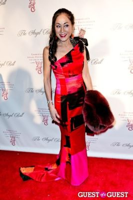 lucia hwong-gordon in Gabrielle's Angel Foundation Hosts Angel Ball 2012