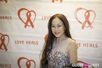 lucia hwong-gordon in Love Heals Gala 2014
