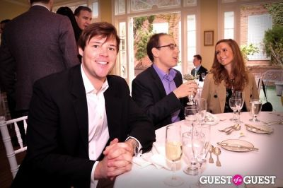 lucien zeigler in Spring Brunch with WFP's Jason Mandel and Daniel Heider