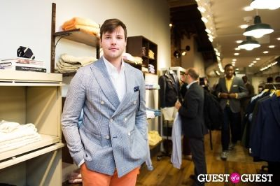 lucien zeigler in GANT Spring/Summer 2013 Collection Viewing Party