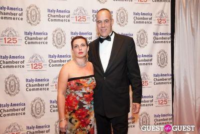 lucilla giantomenico in Italy America CC 125th Anniversary Gala