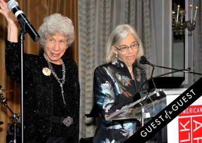 elizabeth warren in The American Folk Art Museum Fall Benefit Gala