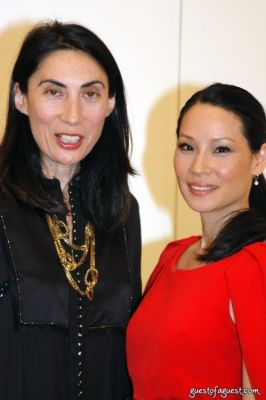 lucy liu in Opening Party for The Female Gaze