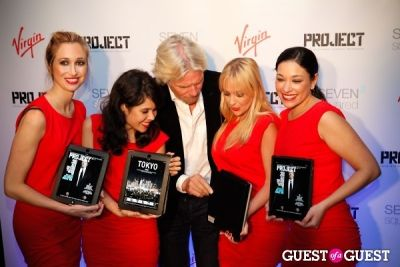 lucy omorrow in PROJECT After-Party