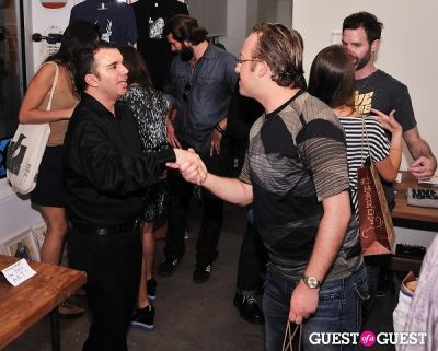 luis garza in Ed Hardy:Tattoo The World documentary release party