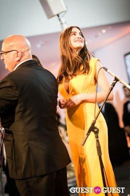 luisa moraes in Brazil Foundation Gala at MoMa