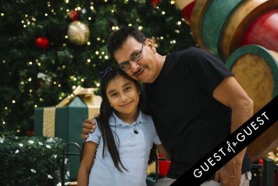 juan ramirez in The Shops at Montebello Presents Santa's Arrival