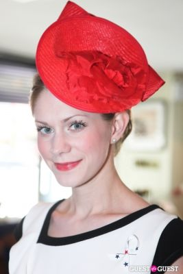 lydia harrison in The 4th Annual Kentucky Derby Charity Brunch