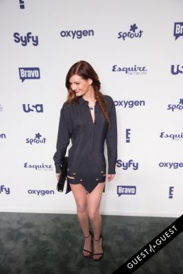 lydia hearst in NBCUniversal Cable Entertainment Upfront