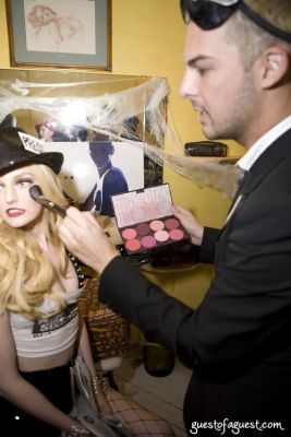 lydia hearst in Lydia Hearst's Masquerade Party
