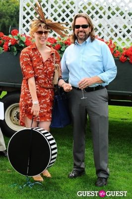 lydia tower in The 27th Annual Harriman Cup Polo Match