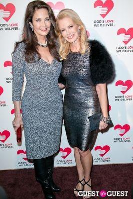 blaine trump in God's Love Golden Heart Achievement Awards