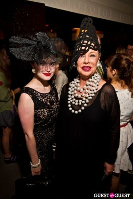 brianna hurley in Advanced Style Party