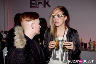 mmdr in Charlotte Ronson Fall 2011 Afterparty