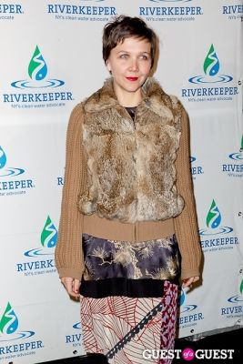 maggie gyllenhaal in Riverkeeper Fishermen's Ball
