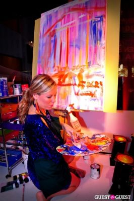 maggie oneill in O'Neill Studios 2012 Salon Party