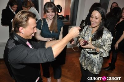 magician in IVANKA TRUMP CELEBRATES LAUNCH OF HER 2010 JEWELRY COLLECTION