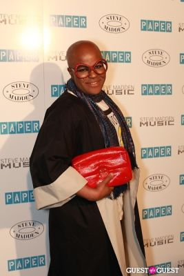 malik so-chic in PAPER's 13th Annual Beautiful People Party