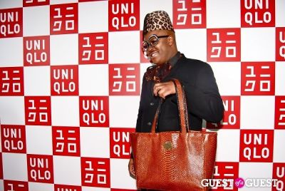 malik so-chic3 in UNIQLO Global Flagship Opening