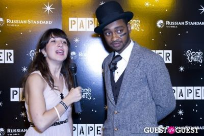 prince julius in Paper Mag's 6th Annual Nightlife Awards