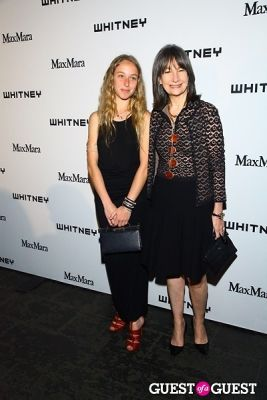 mallory neidich in 2013 Whitney Art Party