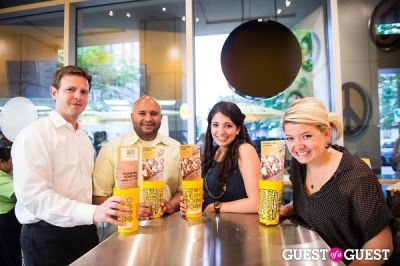 lucy chambers in Which Wich Store Opening
