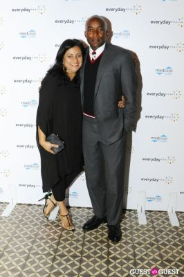 manavi menon in The 2013 Everyday Health Annual Party