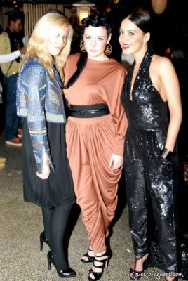 janete rodas in Paper Magazine Beautiful People Party