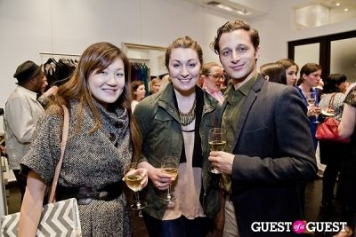 mandy le in HeTexted Book Launch Party