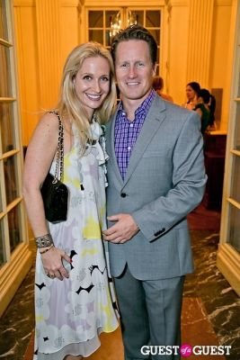 david plonsky in The Frick Collection Garden Party