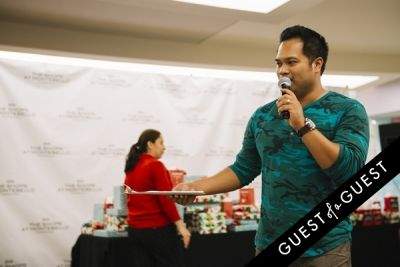manny streetz in The Shops at Montebello Presents Santa's Arrival